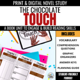 The Chocolate Touch Book Unit: Print & Digital Novel Activities