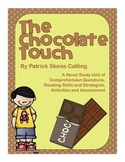 The Chocolate Touch - Novel Unit & Activities