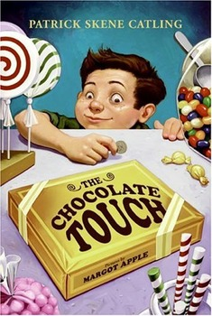 The Chocolate Touch Paperback Book