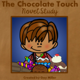 The Chocolate Touch Abridged Novel Study: vocabulary, comp