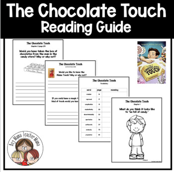 The Chocolate Touch Reading Guide