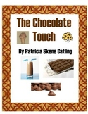 The Chocolate Touch Reading Packet