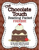 The Chocolate Touch Reading Packet Freebie