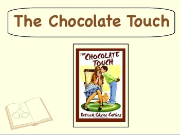 The Chocolate Touch (Smartboard quiz)
