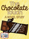 The Chocolate Touch: Text Dependent Questions, Drawing Conclusions, Story Map
