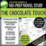 The Chocolate Touch Novel Study - Distance Learning - Google Classroom