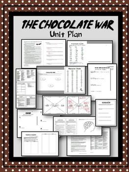 The Chocolate War - Entire Unit Plan