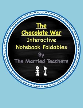 The Chocolate War Interactive Literature & Grammar Noteboo