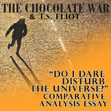 The Chocolate War & T.S. Eliot — Comparative Analysis Essay