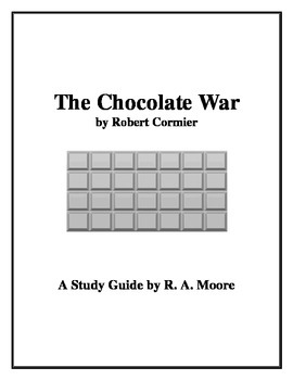 """The Chocolate War"" by Robert Cormier: A Study Guide"