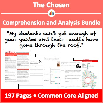 The Chosen – Comprehension and Analysis Bundle