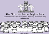 Christian Easter English Pack (for Middle School)
