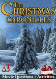 The Christmas Chronicles Movie Guide + Activities - (Color + B/W)