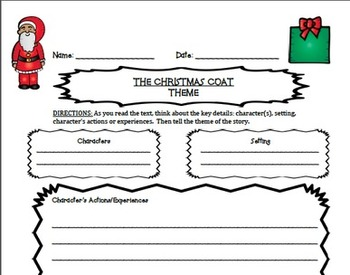 The Christmas Coat Lesson Plan and Prezi