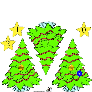 The Christmas Counting Tree