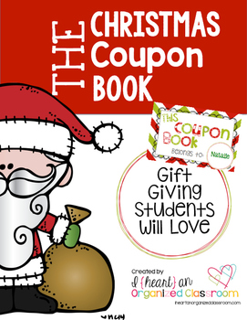 The Christmas Coupon Book