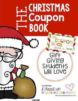 The Christmas Coupon Book