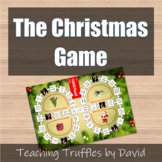 The Christmas Game (Printable Board Game Pack)