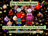 The Christmas Mouse Ready-to-Write Story FREEBIE