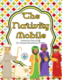 The Christmas Nativity Mobile