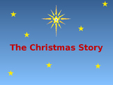 The Christmas Nativity story Powerpoint presentation Grades 1 2 3