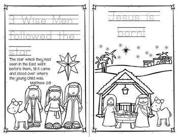 Bible Christmas Story Coloring Pages 25 - Free Printable Coloring ... | 270x350