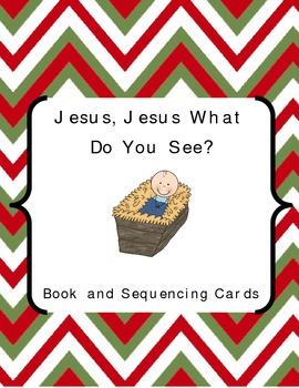 The Christmas Story Emergent Reader