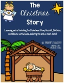 The Christmas Story Learning Packet