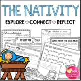 The Christmas Story {Nativity Activities and Printables}