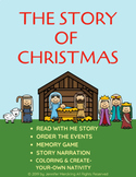 The Story of Christmas Interactive Reader & Activities