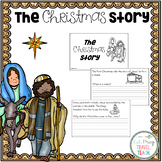 The Christmas Story Religious Reader