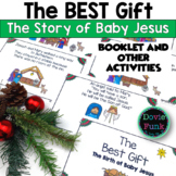 The Christmas Story - The Birth of Baby Jesus Booklet - Emergent Reader