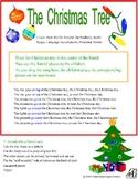 The Christmas Tree Activity