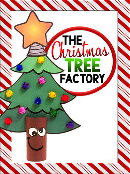 The Christmas Tree Factory - Trees from Around the World, Craft and Activities