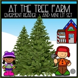 The Christmas Tree Farm Emergent Reader with Craft and Centers