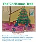 The Christmas Tree, a seasonal poem by J. T. Roque