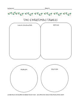 The Christmas Trolls Lesson