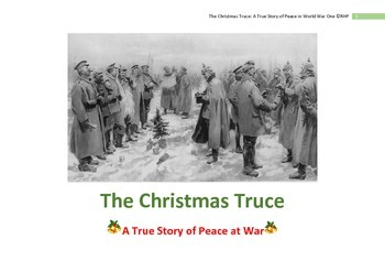 The Christmas Truce  and World War One