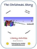 The Christmas story - Literacy Center Activities