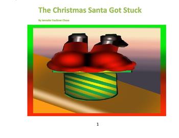 The Christmas that Santa Got Stuck