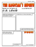 The Chronicles of Narnia - Draw Your Own Comic / Graphic N