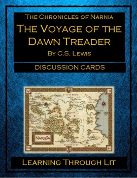 The Chronicles of Narnia THE VOYAGE OF THE DAWN TREADER Discussion Cards
