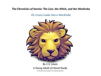 The Chronicles of Narnia: The Lion, the Witch, and the Wardrobe Ch.1 Lesson