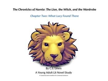The Chronicles of Narnia: The Lion, the Witch, and the Wardrobe Ch.2  Lesson