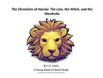 The Chronicles of Narnia: The Lion, the Witch, and the Wardrobe Ch.6  Lesson
