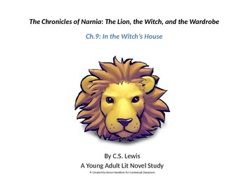 The Chronicles of Narnia: The Lion, the Witch, and the Wardrobe Ch.9  Lesson