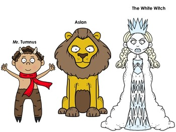 The Chronicles of Narnia: The Lion, the Witch, and the Wardrobe Clip Art