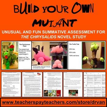 The Chrysalids - Final Assessment: Build a Mutant (Written