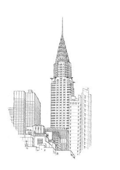 The Chrysler Building Word Search
