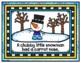 The Chubby Little Snowman Poem
